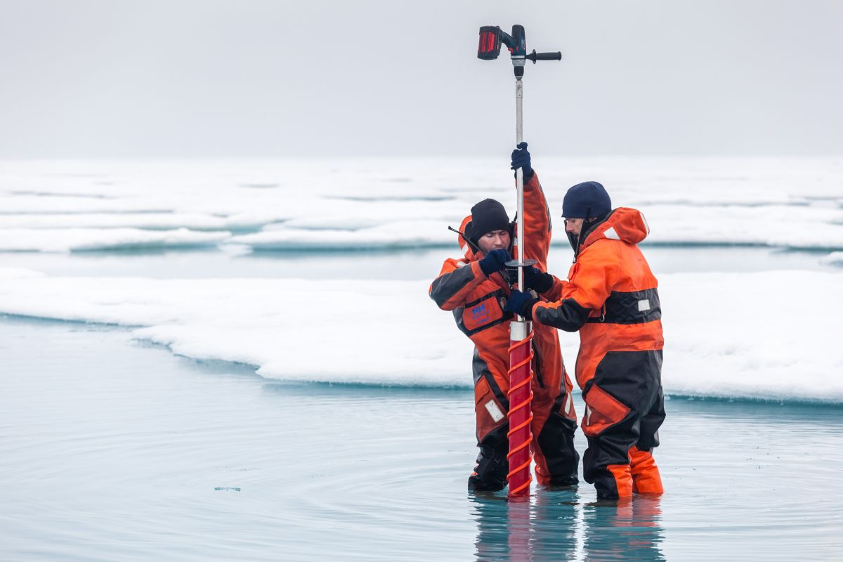 In Photos: A Conveyor Belt for Arctic Sea Ice | Live Science