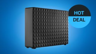 This 10TB Seagate external hard drive is just $179!