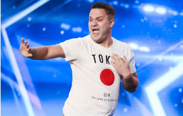 Britain's Got Talent, Adam Keeler