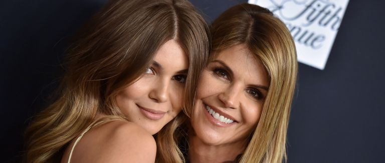 Actress Lori Loughlin and daughter Olivia Jade Giannulli attend Women's Cancer Research Fund's An Unforgettable Evening Benefit Gala