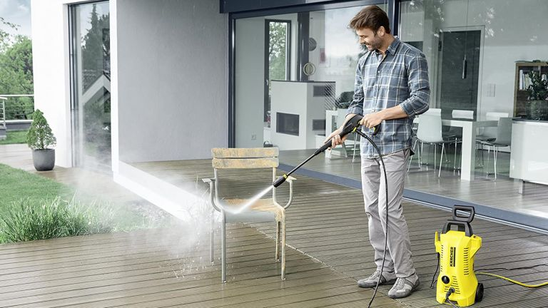 Best pressure washer: Kärcher K2