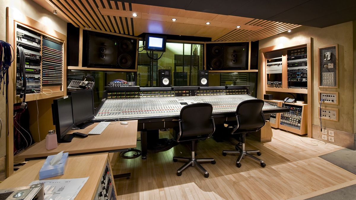 11 tips for anyone who wants a career in a recording studio - MusicRadar