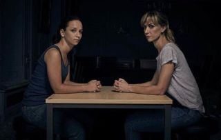 Katherine Kelly with Molly Windsor in Cheat