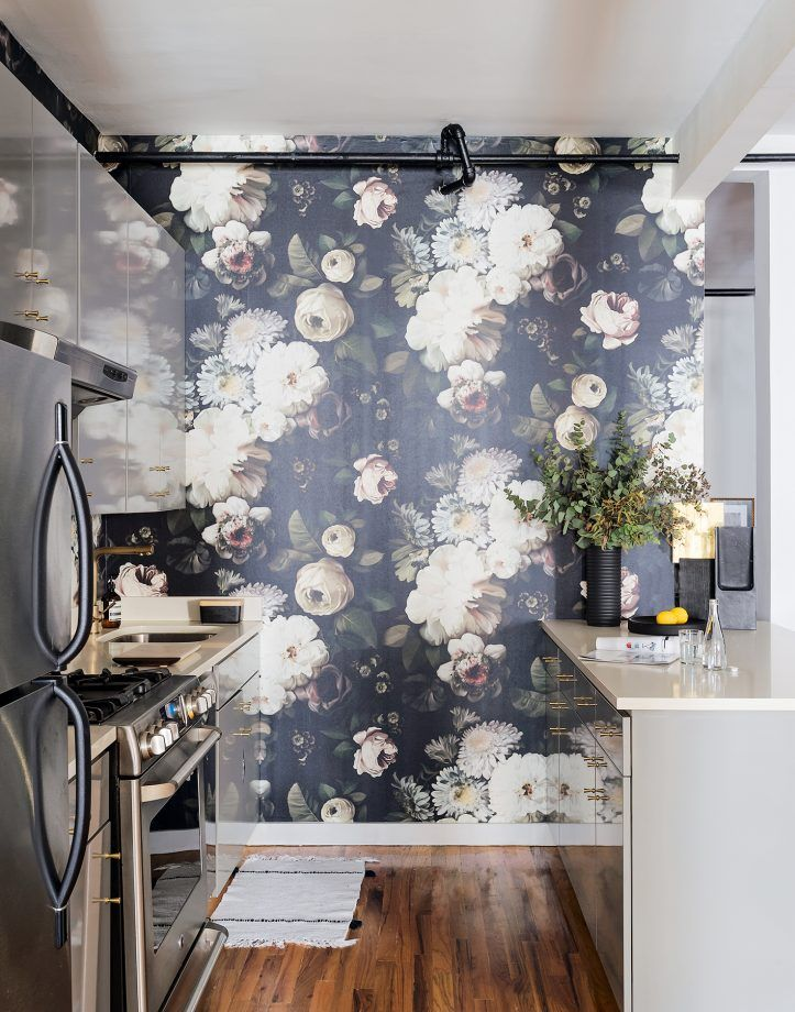 Kitchen Wallpaper Inspiration To Transform Your Home