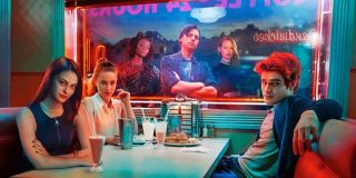 The Cast of The CW's Riverdale