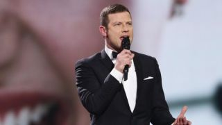 Dermot O'Leary has returned to The X Factor