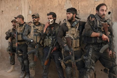 In Matthew Michael Carnahan's 'Mosul,' a small Iraqi SWAT team ventures into the heart of the war-torn city for a secret mission.