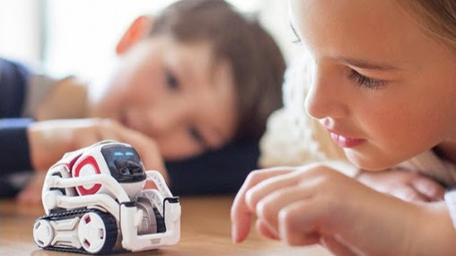 Image result for Robots and children