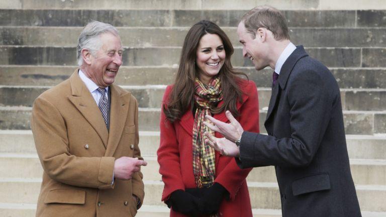 Prince Charles, Kate Middleton, Prince William
