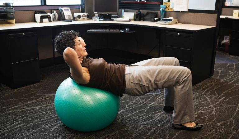 Office workout