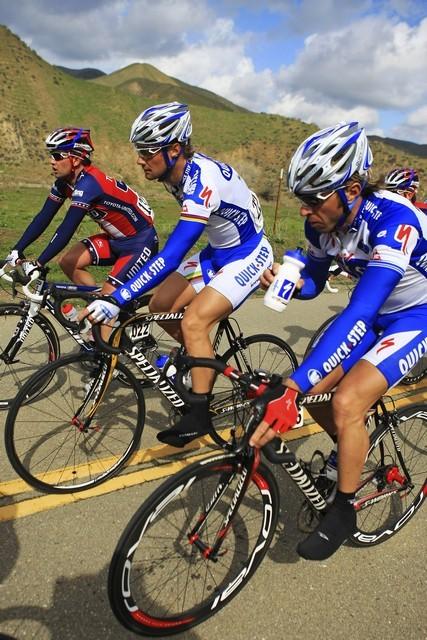 Tom Boonen Tour of California stage 3