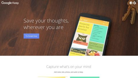 Google Keep review