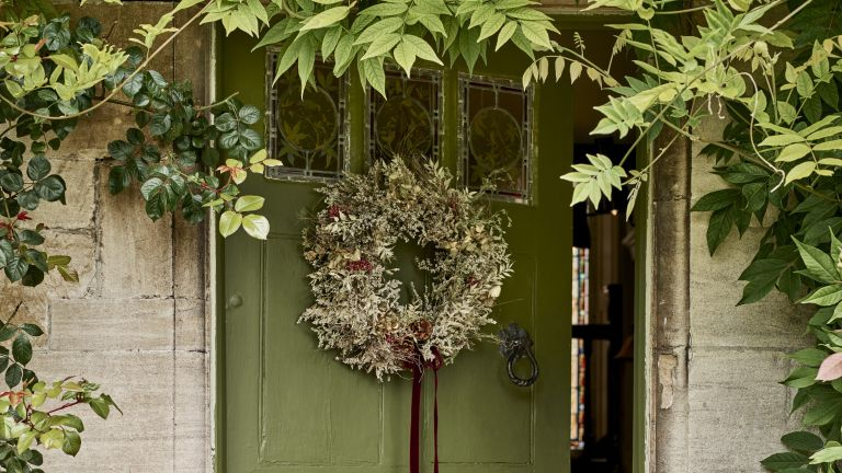 trends for christmas wreath ideas