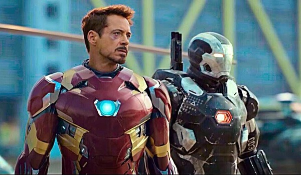 Tony War Machine Marvel