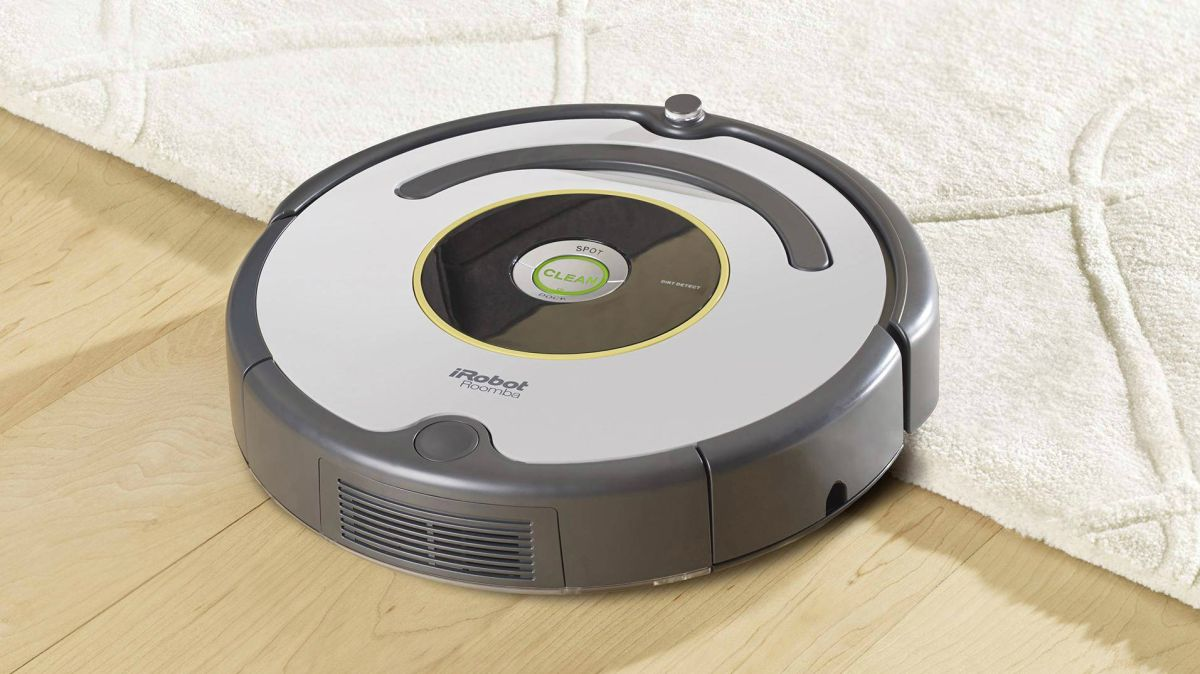Get The Irobot Roomba Robot Vacuum Cleaner For Only 199