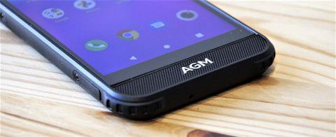 AGM A10 rugged smartphone