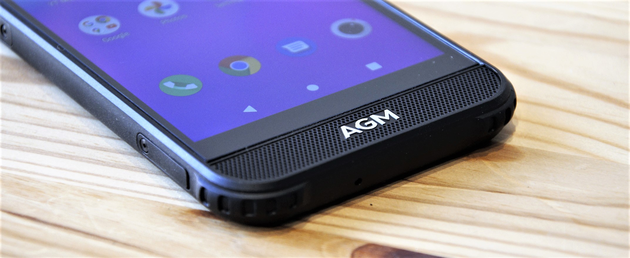 Agm A10 Rugged Smartphone Review