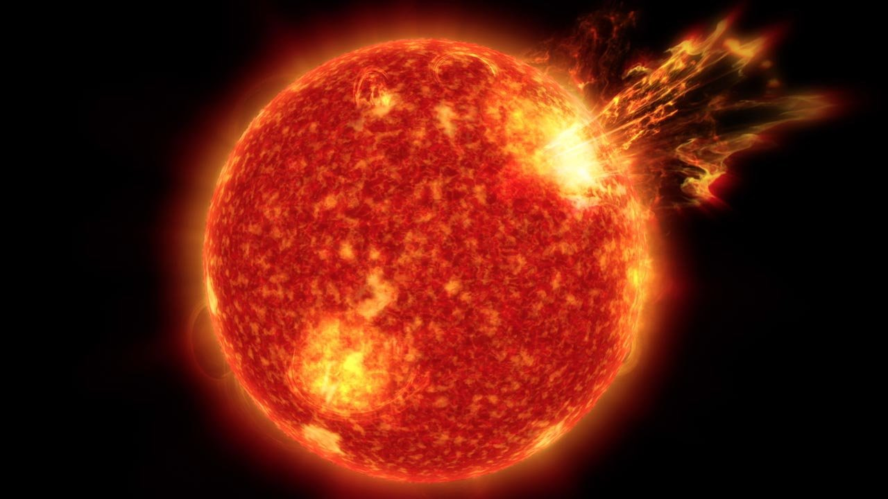 A Solar Storm Is Approaching Earth | Space