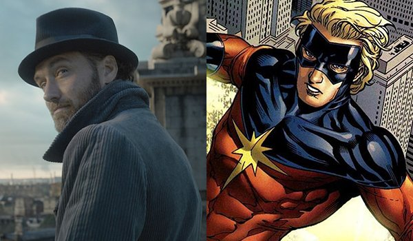 Jude Law possibly playing Mar-Vell