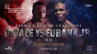 degale vs eubank live stream boxing