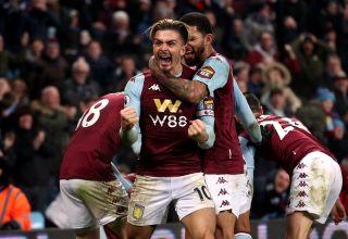 Premier League return Aston Villa