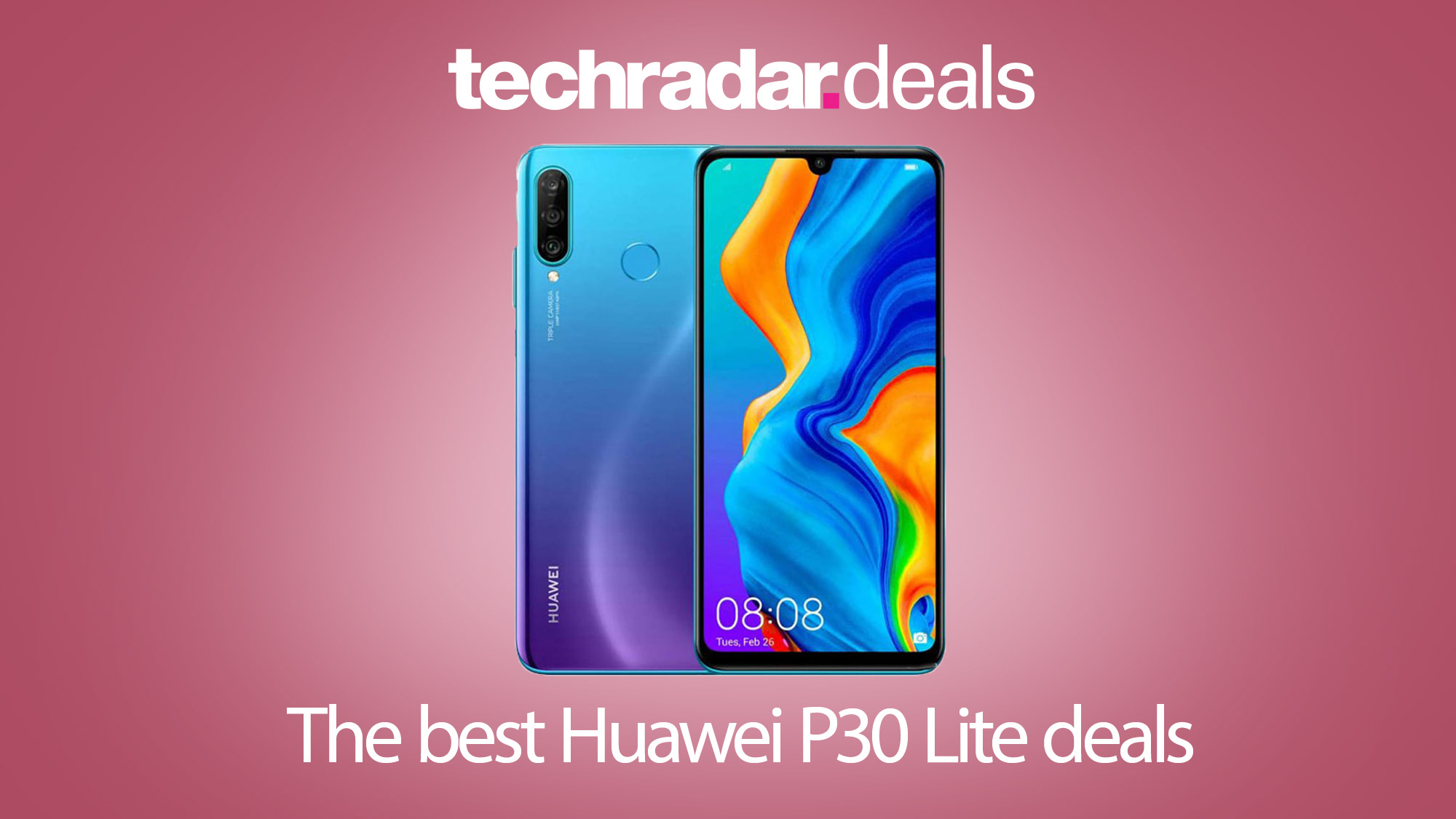 The Best Huawei P30 Lite Deals In November 2020 Techradar
