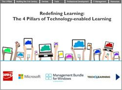 Redefining Learning: The 4 Pillars of Tech-enabled Learning