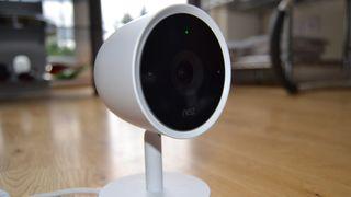 Indoor Security Camera - Nest Cam IQ