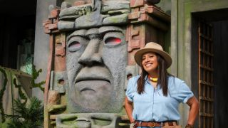 Cristela Alonzo hosts The CW's 'Legends of the Hidden Temple'