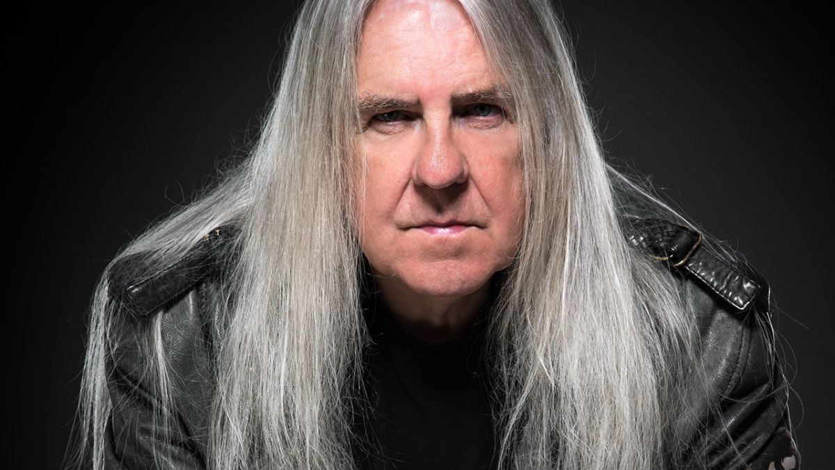 Saxon's Biff Byford launches video for foot-stomping new single School Of Hard Knocks