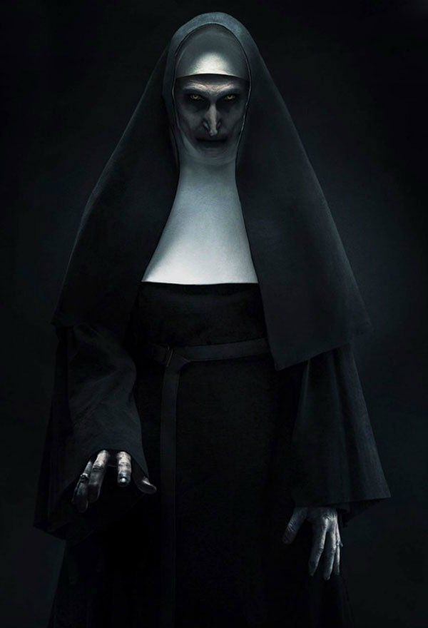 The Conjuring The Nun valak