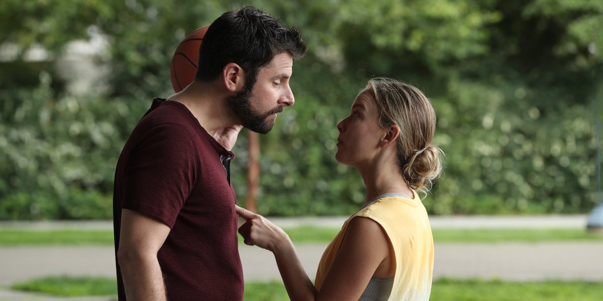 Maggie and Gary fight in A Million Little Things