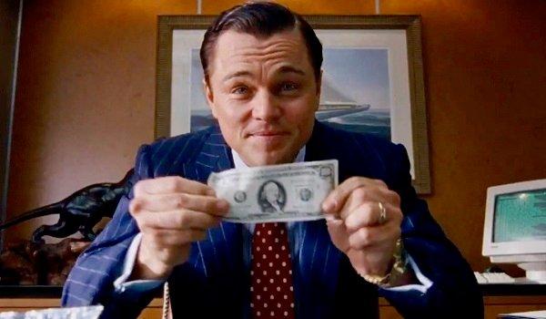 Jordan Belfort Leonardo DiCaprio The Wolf Of Wall Street