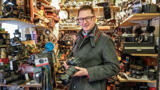 My 10 best & worst bits of camera kit ever: Niall Hampton, Editor, Digital Camera