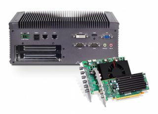 Lanner, Matrox Strengthen 4K Digital Signage for Box PC LEC-2284