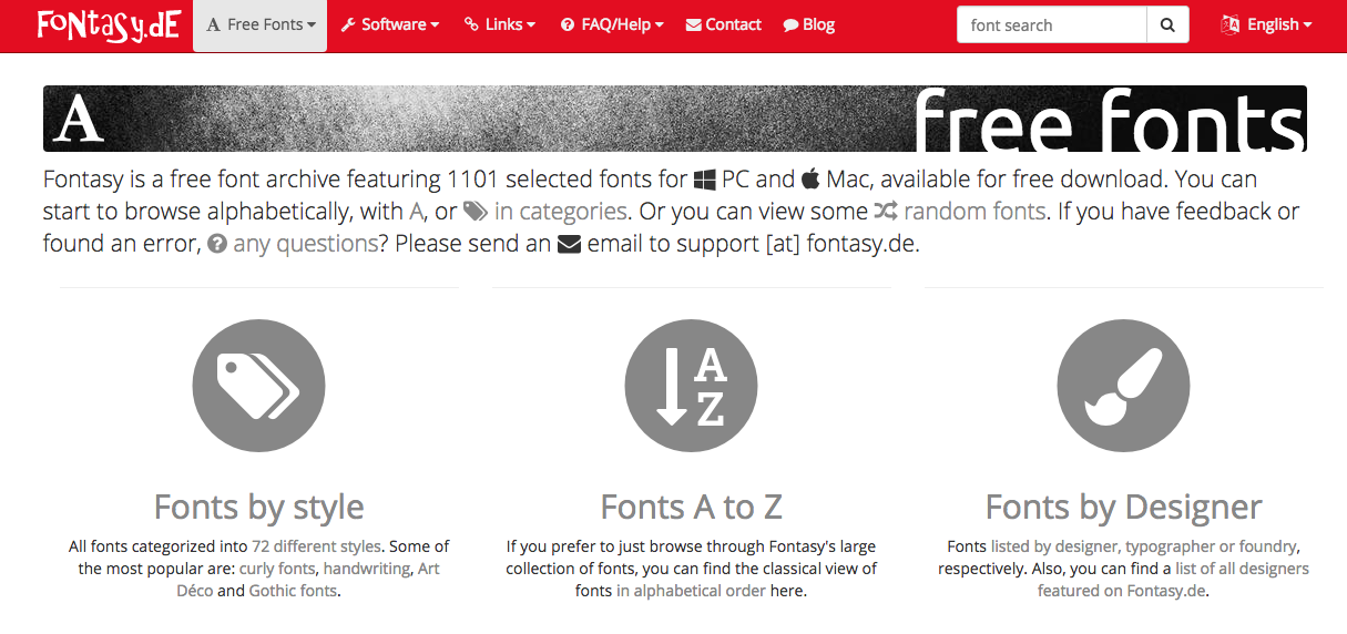 19 great places to download fonts for free | The Blog Pros