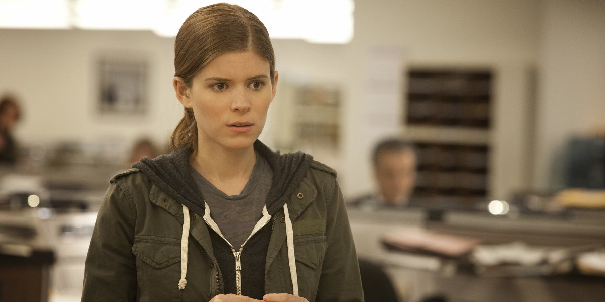 Kate Mara in House of Cards