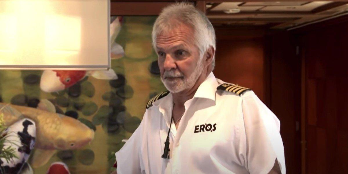 Captain Lee Rosbach Below Deck