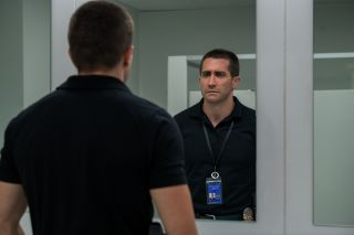 Jake Gyllenhaal takes the lead role in The Guilty on Netflix.