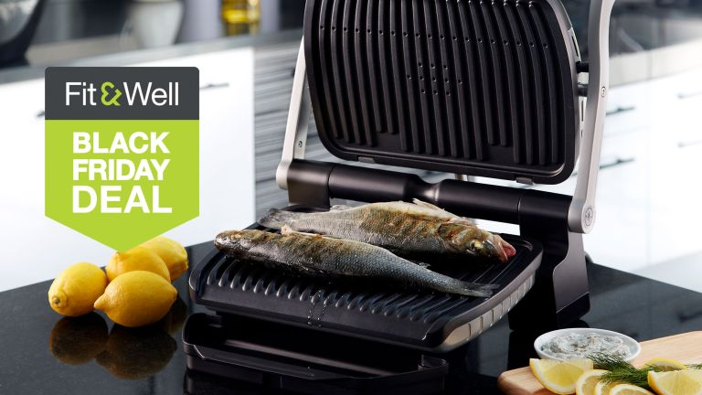 Black Friday deals: Tefal OptiGrill+ for healthy cooking