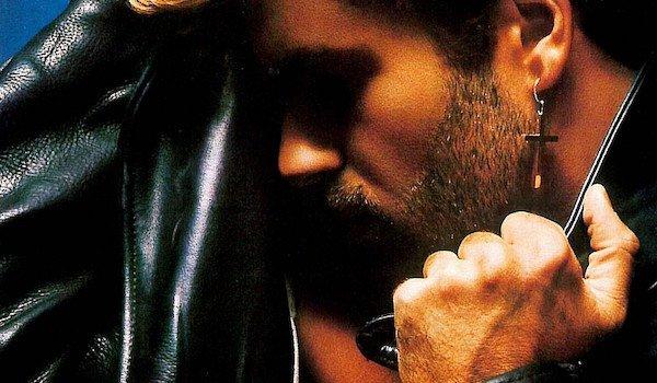 George Michael 1987 Faith Album Cover