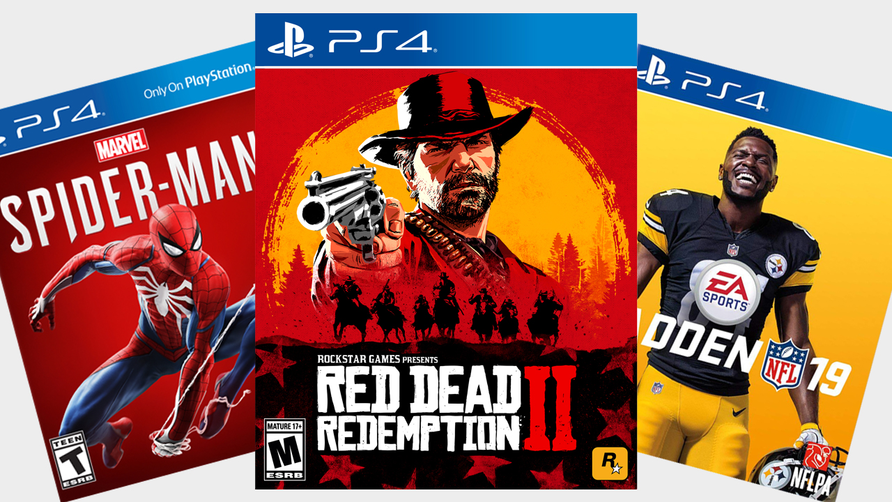 Red Dead Redemption 2 on PS4 is $35 right now + loads of other big