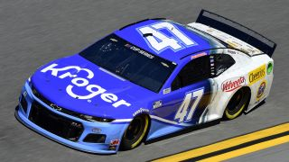Daytona 500 live streams will feature Ricky Stenhouse Jr., seen here driving the #47 car