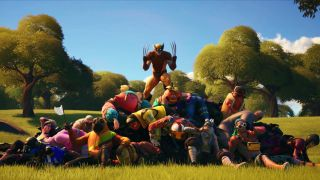 Fortnite Defeat Wolverine How To Find His Location And Defeat Wolverine In Fortnite Gamesradar