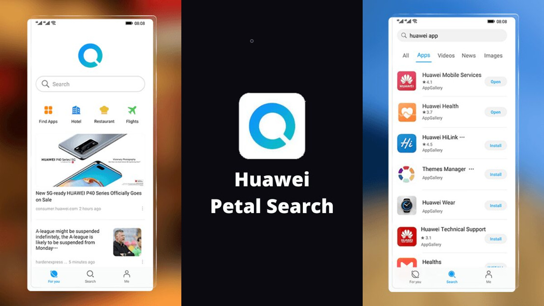 Huawei Petal Search offers one more way of getting apps on new Huawei phones thumbnail