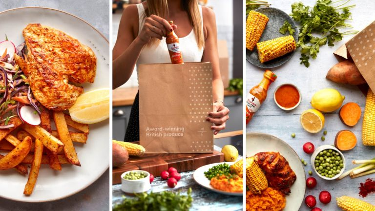 Cook your own Nando's at home with limited edition Mindful Chef recipe boxes