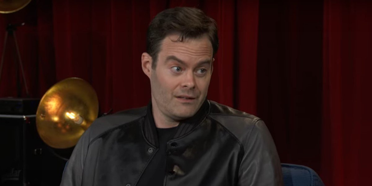 Watch SNL Vet Bill Hader Hilariously Lose It As Paul Rudd Crashes Conan O'Brien Interview One Final Time