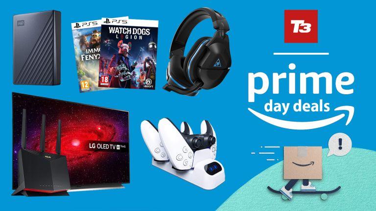 Amazon Prime Day PS5 deals