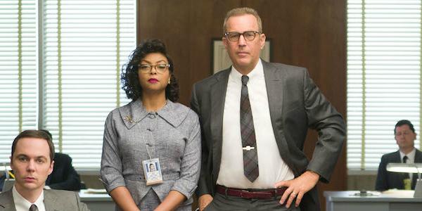 How Taraji P. Henson And Kevin Costner Prepared For That Pivotal Hidden Figures Scene