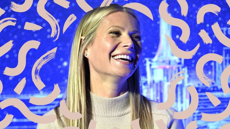 hairstyles for straight hair main image of Gwyneth Paltrow